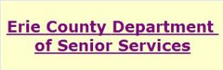 Erie County Dept of Senior Services